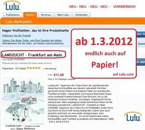 Lulu - Landzucht